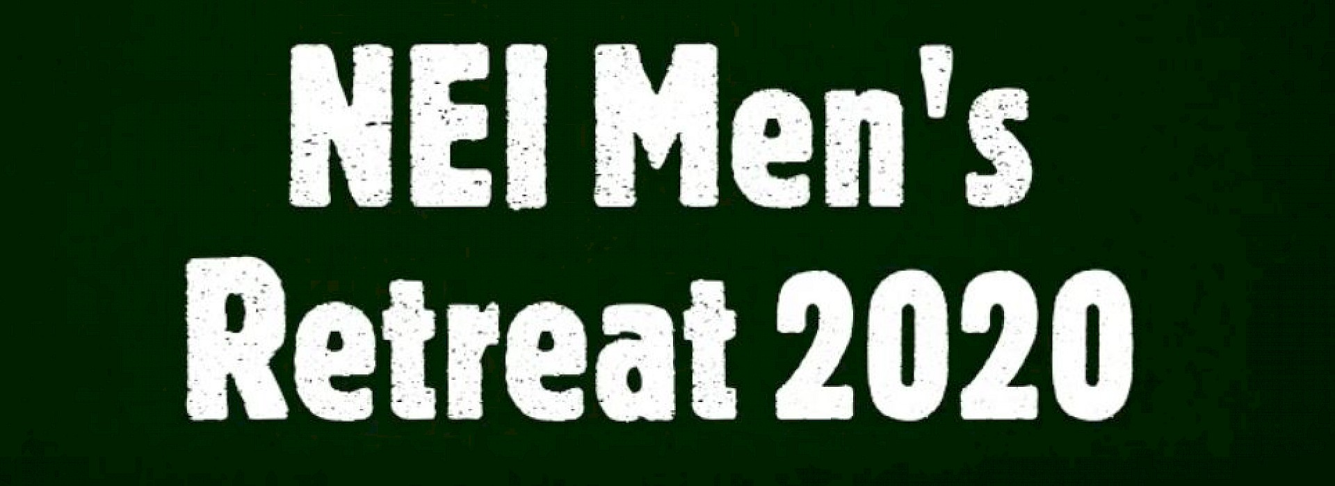 NEI Naz Men's Retreat Featured Image
